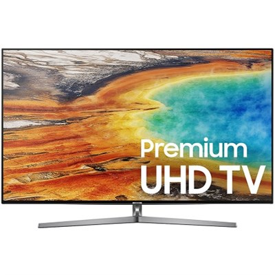 UN55MU9000 55-Inch 4K Ultra HD Smart LED TV (2017 Model)