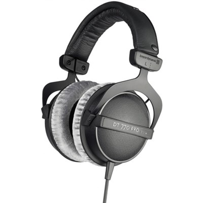 DT 770-PRO Studio Headphones (80 Ohms) (Closed Dynamic)