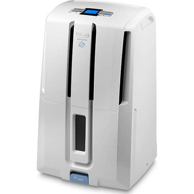 50 Pint Dehumidifier with Low Temp & Patented Pump
