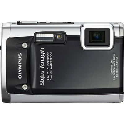 Stylus Tough 6020 Waterproof Shockproof Freezeproof 14MP Digital Camera (Black)