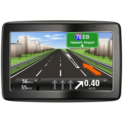 VIA 1435T 4.3 inch GPS Navigator with Lifetime Traffic Updates