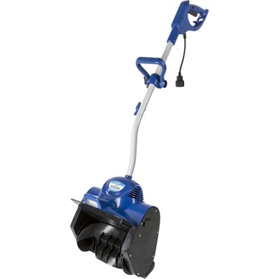 324E 10 Amp Electric Snow Shovel with Light, 12-Inch