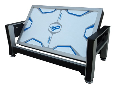84-Inch 3-in-1 Rotating Air Powered Hockey, Billiards and Table Tennis Table