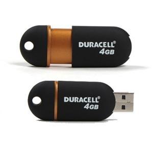 Capless DU-ZP-04G-CA-N3-R Flash Drive - 4 GB