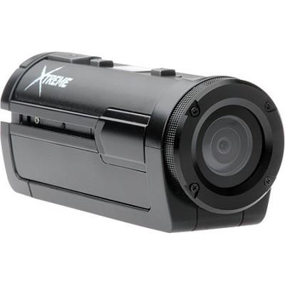 Xtreme Sports Full HD 1080p Waterproof Helmet Video Camera (Black) - OPEN BOX