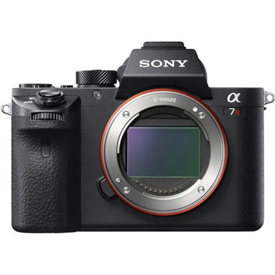 a7R II Full-frame Mirrorless Interchangeable Lens 42.4MP Camera - Body Only