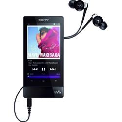 NWZ-F806BLK 32GB F Series Walkman Video MP3 (Black) - OPEN BOX