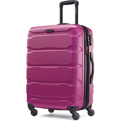 Omni Hardside Luggage 24` Spinner - Radiant Pink (68309-0596)