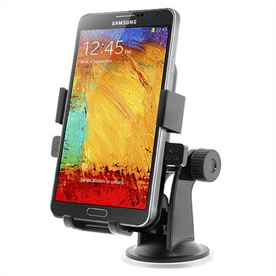 HLCRIO101 Easy One Touch XL Universal Car Mount(Samsung Galaxy S4, Note, Note 2)