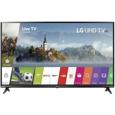 43UJ6300 - 43-inch UHD 4K HDR Smart LED TV (2017 Model)