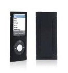 Sport Grip Case for Apple iPod nano 4G, Black