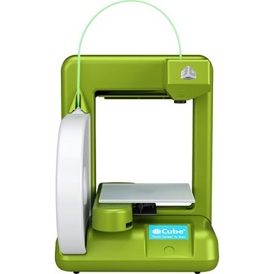 Cube Printer 2nd Generation - Green