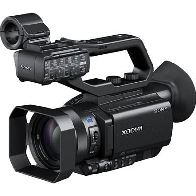 PXW-X70 XDCAM Professional Compact Camcorder with 3.5-Inch LCD (Black)