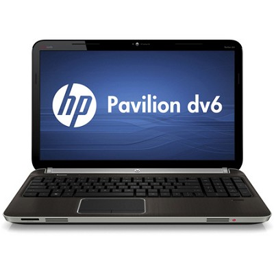 Pavilion 15.6` DV6-6169US Entertainment Notebook PC - Intel Core i5-2430M Proc.
