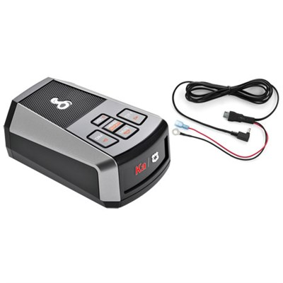 DSP 9200 BT Digital Laser & Radar Detector with Bluetooth Direct Mount Kit