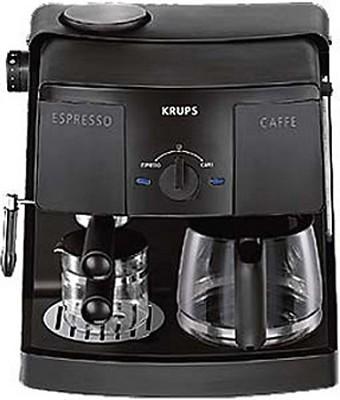 XP1500 Coffee and Espresso Combination Machine (Black)