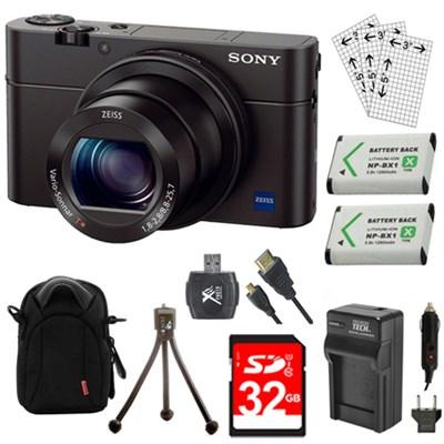 Cyber-shot DSC-RX100 III 20.2 MP Digital Camera