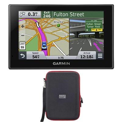 nuvi 2789LMT Advanced Series 7` GPS Navigation System w Bluetooth Case Bundle