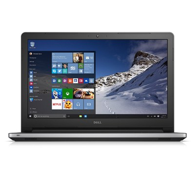 Inspiron 15 5000 Series FHD 15.6 Inch Laptop - Intel Core i7 5550U