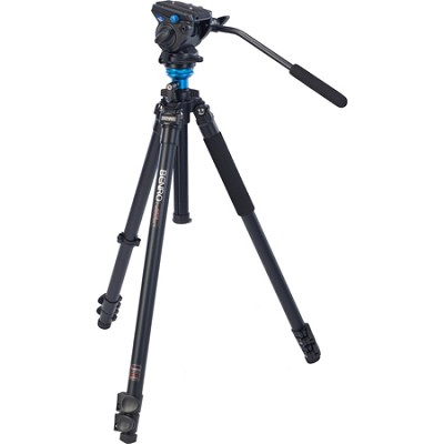 A2573FS4 Video Tripod Kit - Single Legs - A2573FS4