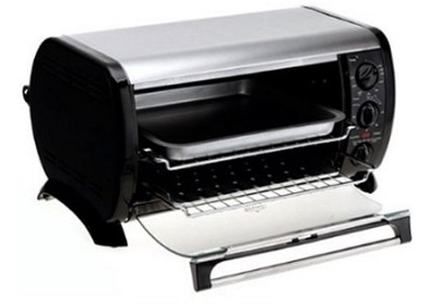 6-Slice Countertop Toaster Oven