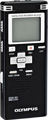 WS-520M Recorder with Battery