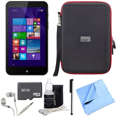 Stream 7 32GB Windows 8.1 Tablet w/ Office 365 Personal for One Year 32GB Bundle
