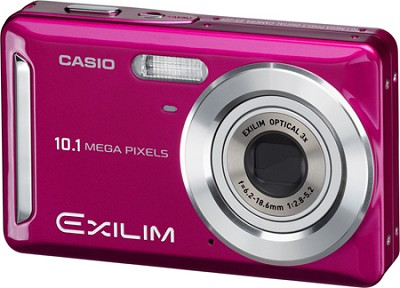 Exilim Z29 10MP 2.5` LCD Digital Camera (Purple)