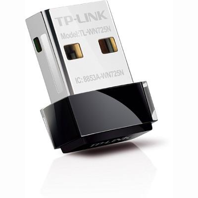 150Mbps Wireless N Nano USB Adapter - TL-WN725N