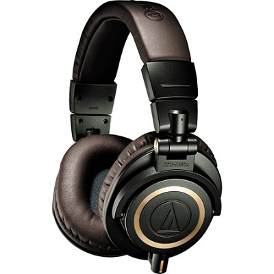 ATH-M50X Green Professional Studio Monitor Headphones - LIMITED SPECIAL EDITION