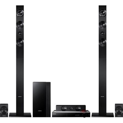 HT-F9730W - 7.1 Blu-ray WiFi Home Theater System & Wireless Rear Speakers