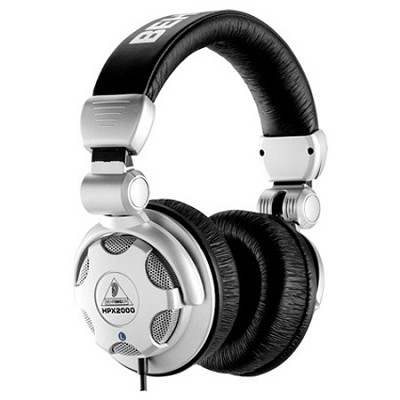 HPX2000 High-Definition DJ Headphones - OPEN BOX