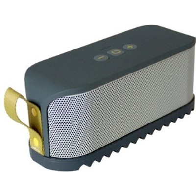 SOLEMATE Bluetooth Portable Speaker - Grey