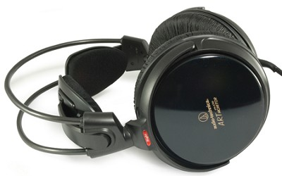 ATH-A700 Closed-back Dynamic Audiophile Headphones