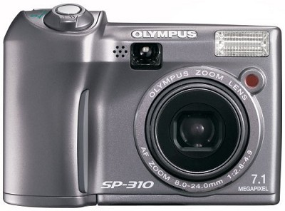 SP-310 Digital Camera