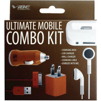 Ultimate Mobile Combo Kit - Orange
