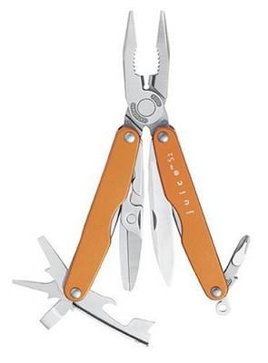 70202003K - Juice S2 Pocket Multi-Tool, Flame Orange - OPEN BOX