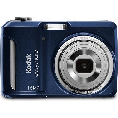 EasyShare C1550 16MP 5x Zoom 3.0 inch LCD Blue Digital Camera