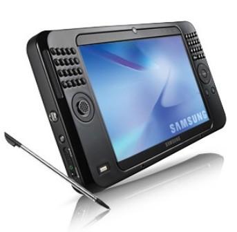 Q1U - XP Ultra UMPC -Better-Windows XP Tablet Edition-based