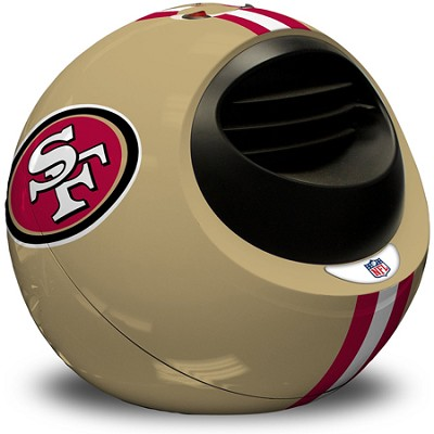 San Francisco 49ers Infrared Space Heater (LW-NFL-0008)