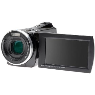DV1200HD 1080p HD ZoomTouch Digital Video Camera Camcorder