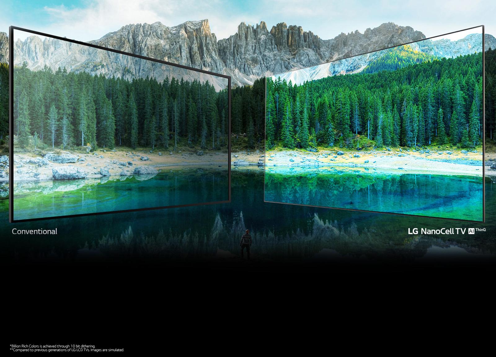 LG NanoCell TV 4K