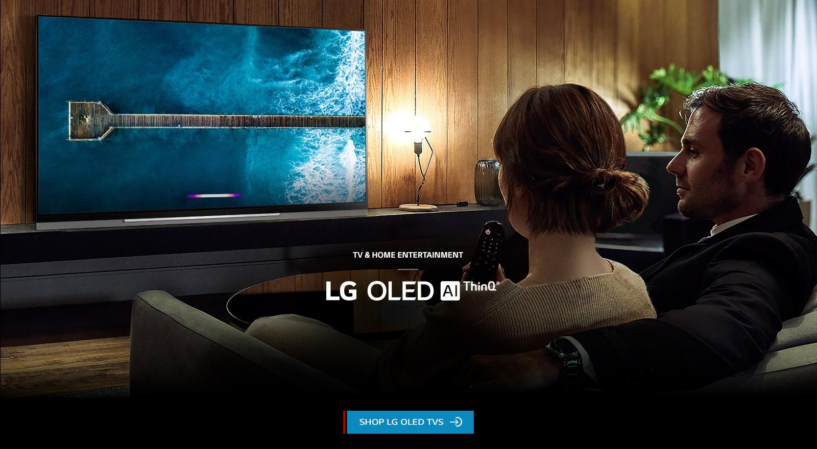 LG OLED AI ThinQ
