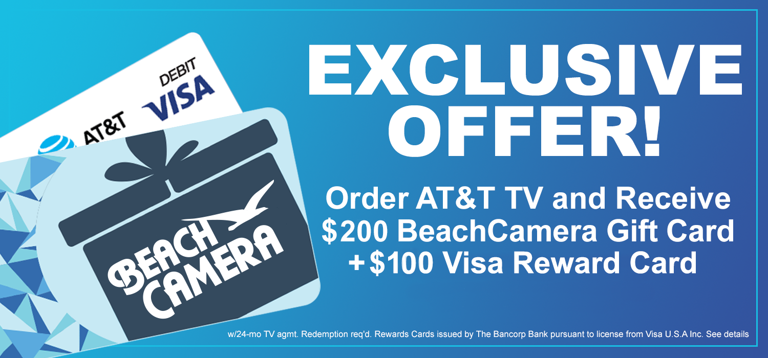 AT&T TV Exclusive Offer